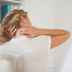 首の痛み・肩こり