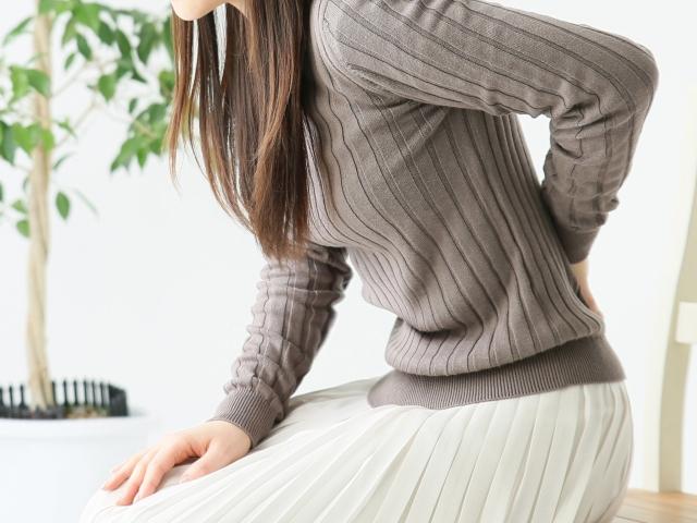 慢性腰痛やギックリ腰でお悩みの方へ。