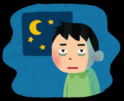 不眠症|東京杉並世田谷の整体。カイロプラクティック、治療院